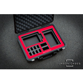Jason Cases - SmallHD DP-7 OLED Case with Red overlay