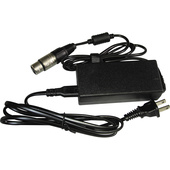 IndiPRO Tools 12V Power Supply with 4-Pin XLR Connection