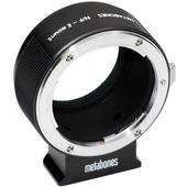 Metabones Nikon F Lens to Sony E-mount T Lens Mount Adapter II (Black)