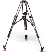 Sachtler Speed-Lock CF Carbon Fibre 2-Stage Tripod Legs (100mm Bowl) - Supports 41 kg