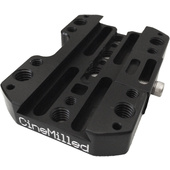 CineMilled Universal Quick Plate Mount for DJI Ronin