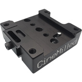 CineMilled DJI Ronin Quick Switch Mount Plate