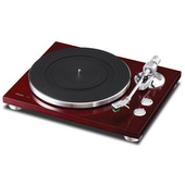 Teac TN-300 Turntable with Phono EQ and USB (Cherry)