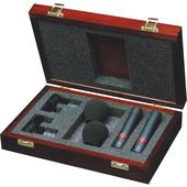 Neumann SKM 184 MT Stereo Matched Microphone Pair (Matte Black)