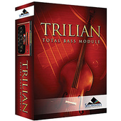 Spectrasonics Trilian 1.5 - Total Bass Virtual Instrument