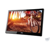 "AOC E1659FWU 16"" Widescreen USB 3.0 Powered LED Backlit LCD Monitor"