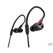 Pioneer DJE-1500 - DJ In-Ear Headphones (Dynamic Driver, Black )
