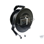 Tactical Fiber Systems CamLink Plus Fibre Transmission System Cable Reel (1000 ft)
