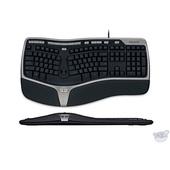 Microsoft Wired Natural Ergonomic Keyboard 4000