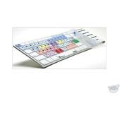 LogicKeyboard LogicSkin Avid Media Composer Keyboard Cover for Apple Ultra-Thin Aluminum Keyboard