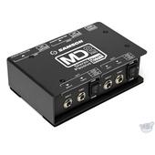Samson S-Max MD2 Pro 2-Channel Passive Direct Box