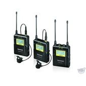 Saramonic UWMIC9 Dual Digital UHF Wireless Lavalier Mic System