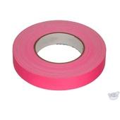Stylus 511 Neon Pink Gaffer Tape - 24mm x 45m