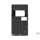 Teenage Engineering CA-20 Silicone Pro Case for Pocket Operator PO-20 (Purple)