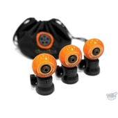 Cinetics miniSkates Camera Dolly Wheels for GorillaPod SLR-Zoom Tripod