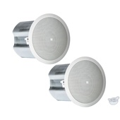 "JBL Control 16C/T 2-Way 6.5"" Coaxial Ceiling Loudspeaker (White)"