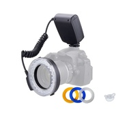 Polaroid Macro LED Ring Flash for Sony/Minolta Cameras