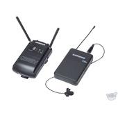 Samson Concert 88 On Camera UHF Wireless Lapel Mic System (Channel D)