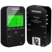 Yongnuo YN-622N i-TTL Wireless Flash Transceiver & TX Controller Kit for Nikon