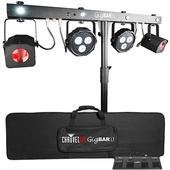 CHAUVET GigBAR LT - Pack-n-Go Series 3-in-1 Lighting Effect System