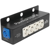 CHAUVET PowerStream 4 - powerCON Splitter