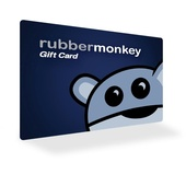 Rubber Monkey Gift Card - 200