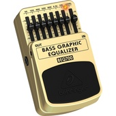 Behringer - BEQ700 - Bass Graphic Equalizer Pedal