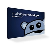 Rubber Monkey Gift Card - 250