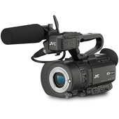 JVC GY-LS300CHE 4KCAM Handheld S35mm Camcorder (Body Only)