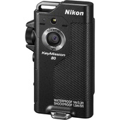 Nikon KeyMission 80 Action Camera