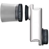 olloclip Macro Pro Lens for iPhone 6/6s and iPhone 6 Plus/6s Plus (White)