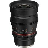 Samyang 24mm T1.5 VDSLRII Cine Lens for Sony E-Mount