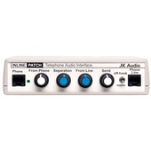 JK Audio Inline Patch Telephone Audio Recorder Interface