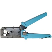 Platinum Tools 100004C EZ-RJ45 Crimp Tool (Clamshell)