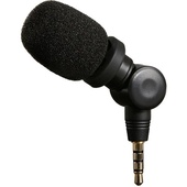 Saramonic SmartMic i-Mic Professional TRRS Condenser Microphone for iPhone, iPad, iPod Touch & Mac