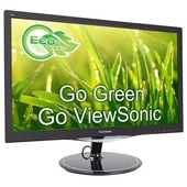 "ViewSonic VX2457-MHD 24"" Widescreen LED Backlit LCD Monitor"
