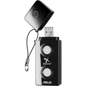 ASUS Xonar U3 Mobile Headphone Amp USB Sound Card