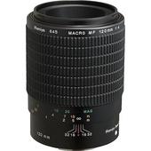 "Mamiya Macro 120mm f/4 Manual Focus ""D"" Lens for the 645 AFD-II"
