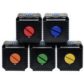 Lume Cube Colored Cap Kit for Lume Cube (Blue, Orange, Red, Green, Yellow)