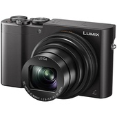 Panasonic Lumix DMC-TZ110GNK Digital Camera (Black Body)