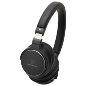 Audio Technica ATH-SR5BT BK Wireless On-Ear High-Resolution Audio Headphones (Black)