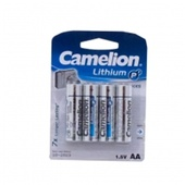 Camelion Lithium  AA (4 PK) (OM12)