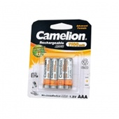 Camelion Rechargeable 1100mAh AAA Batteries (4PK)