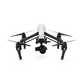 DJI Inspire 1 Raw 2 Remotes SSD + Lens