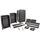 Kino Flo Diva-Lite 415 Universal 2-Light Kit with Flight Case