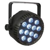 Showtec Club Par 12/6 RGBWAUV LED Par Light
