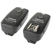 Hahnel Captur Remote Control and Flash Trigger for (Canon Cameras)