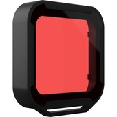 Polar Pro Red Aqua Filter for GoPro HERO6 & HERO5 Black Super Suit Housing
