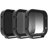 Polar Pro Venture Filter 3-Pack with Hard Case for GoPro HERO5 Black