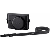 Sony Premium Jacket Case for Select Cyber-shot RX100 Cameras (Black)